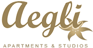 Aegli Apartments and Studios logo